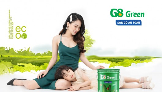 G8 GREEN Safety Paints
